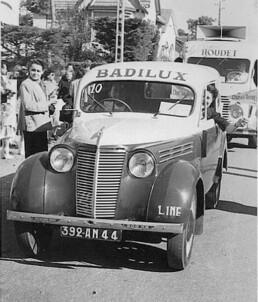 pesymo dans les années 50