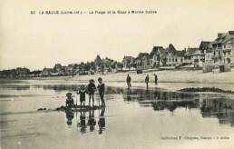 baie de la baule 1952