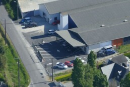 usine Pesymo à Saint Nazaire